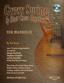 Gypsy Swing & Hot Club Rhythm for Mandolin (ME-902BCD)
