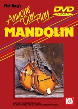 Anyone Can Play Mandolin (ME-94849DVD)