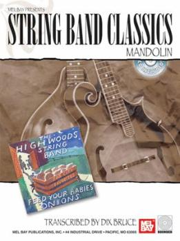 String Band Classics for Mandolin (ME-96691BCD)