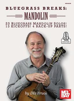 Bluegrass Breaks: Mandolin (ME-96863M)