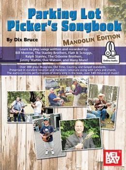 Parking Lot Picker's Songbook - Mandolin (ME-96865M)