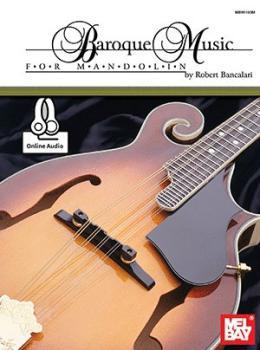 Baroque Music for Mandolin (ME-99150M)