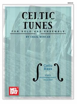 Celtic Fiddle Tunes for Solo and Ensemble - Cello, Bass (ME-99638)